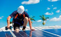 Entrada no mercado de Energia Solar