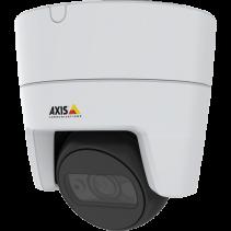 Dome 1080p acessível com face plana e IR