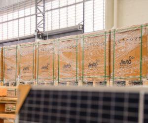 WDC Networks e Jinko Solar anunciam parceria