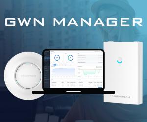 Access point Família GWN: mais uma parceria Grandstream e WDC Networks
