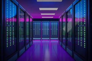 Data Center Univox com Panduit e Vertiv