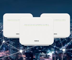 Alta tecnologia: conheça as novas ONUs Wi-Fi da Nokia