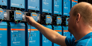 WDC Networks anuncia parceria com a holandesa Victron Energy para mercado de armazenamento e back-up de energia solar