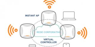 Wi-Fi para pequenas e médias empresas: solução de alto desempenho, de forma simples e descomplicada