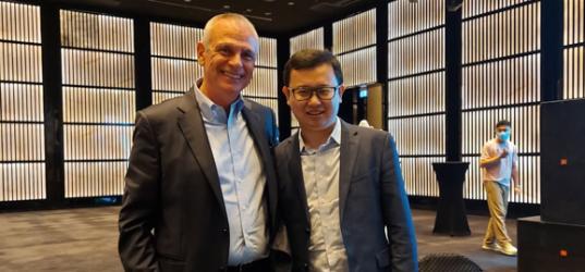 Huawei anuncia WDC Networks como principal parceira no Brasil para a Divisão de Digital Power.